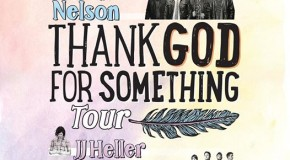 Hawk Nelson, JJ Heller and Finding Favour