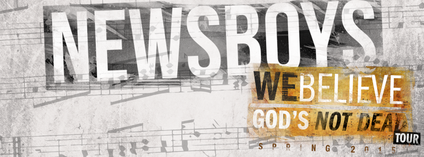 newsboys gods not dead