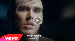 "Colton Dixon Dedicates ""Through All Of It"" Music Video To Charleston Church As It Premieres On FoxNews.com"