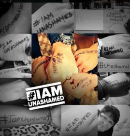 #IAmUnashamed