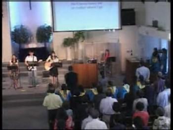 來信耶穌真正好; Awesome Is the Lord Most High; He Knows My Name 2008年06月15日