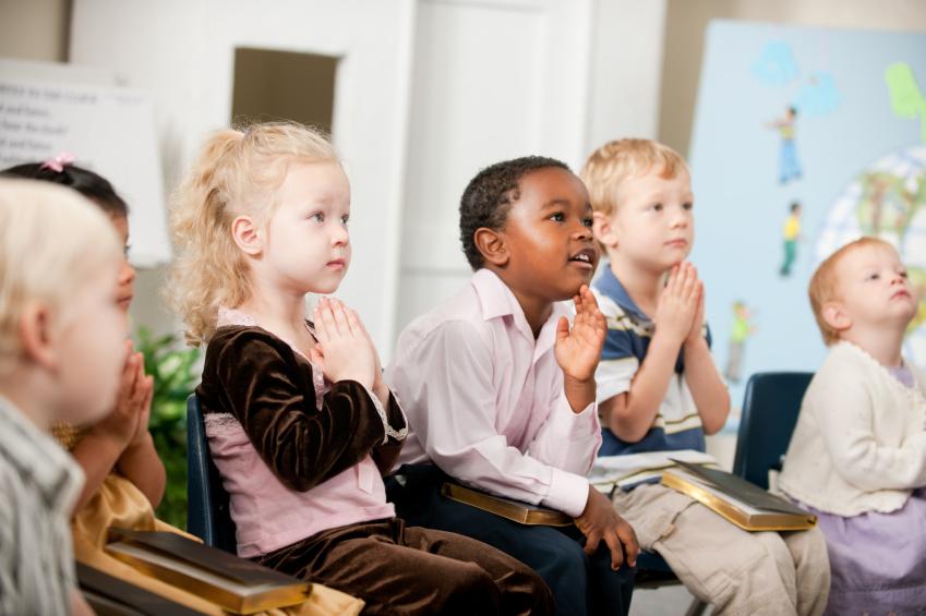 Church-Going Kids