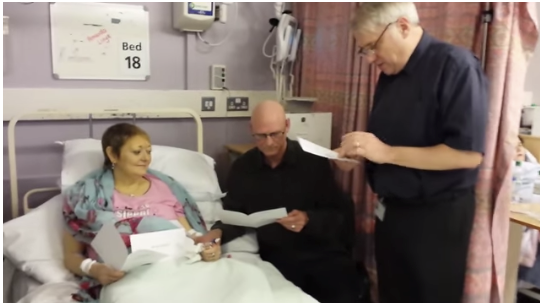 She Got Married On Her Deathbed  And What Happened Next Is