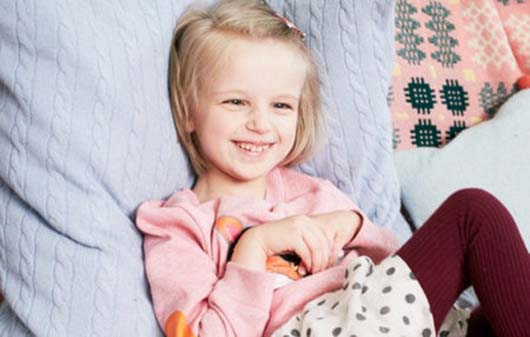 A Young Girl With Cerebral Palsy Is Changing How Fashion Retailers Think