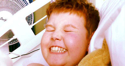 Boy Making Miraculous Recovery!