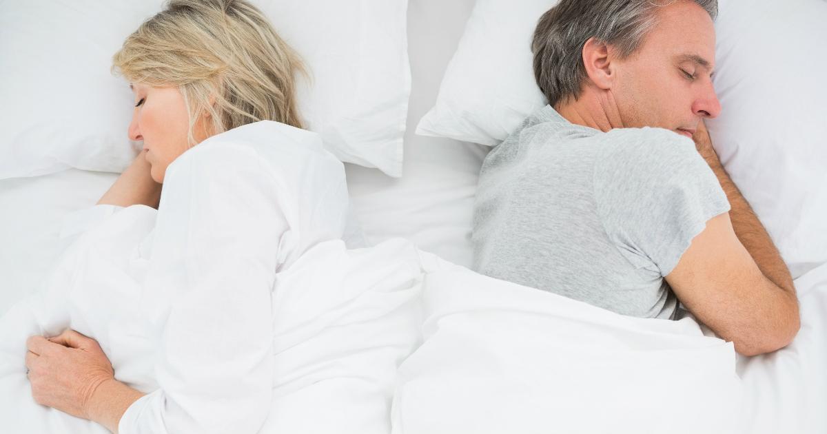 feeling inferior to spouse