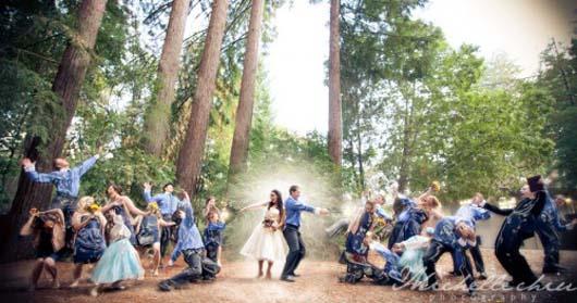 14 Unique Wedding Photos Will Make You Smile So Awesome