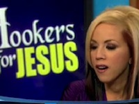 Hookers for Jesus - a Christian Group You Wouldn't Expect