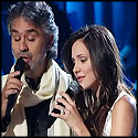 The Prayer by Kat McPhee and Andrea Bocelli - Stunning!
