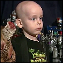 Fearless Boy Uses Monsters to Battle his Cancer