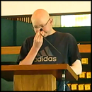Man's Very Touching Testimony 10 Days Before Dying