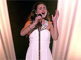 Mind Blowing, Angelic Version of Hallelujah Performed by Carly Rose - WOW!