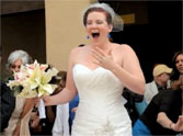 Groom Surprises His Lucky Bride With an Awesome Flash Mob