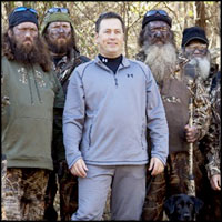 4th Duck Dynasty Brother and Pastor Alan Robertson Speaks Out About ...