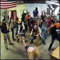 Duck Dynasty Crew Does the Harlem Shake - Fun Loving Christians!