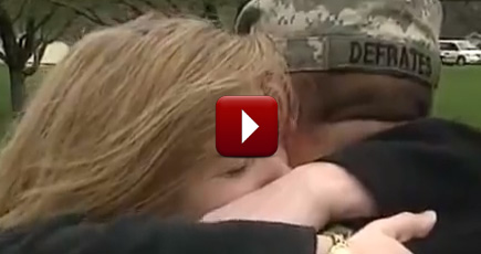 Tricky Soldier Plans a Surprise Reunion. . .But He Doesn't Stop There!