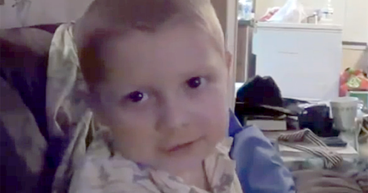 4-Year-Old Boy Describes Heaven... Only Days Before Going There Himself. ✝