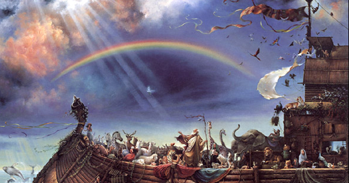 11 Valuable Lessons We Learned From Noah S Ark