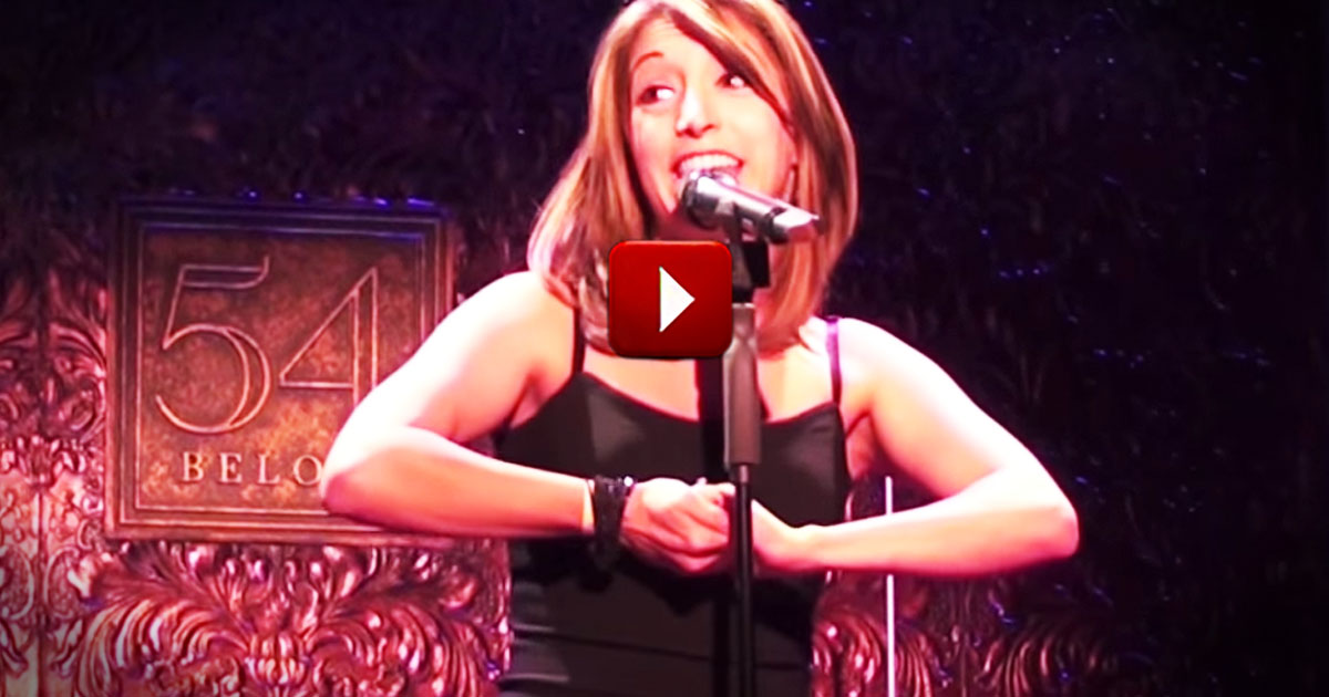 When You Hear How This Woman Sings, You'll Be Stunned. Her Song Made Me LOL!