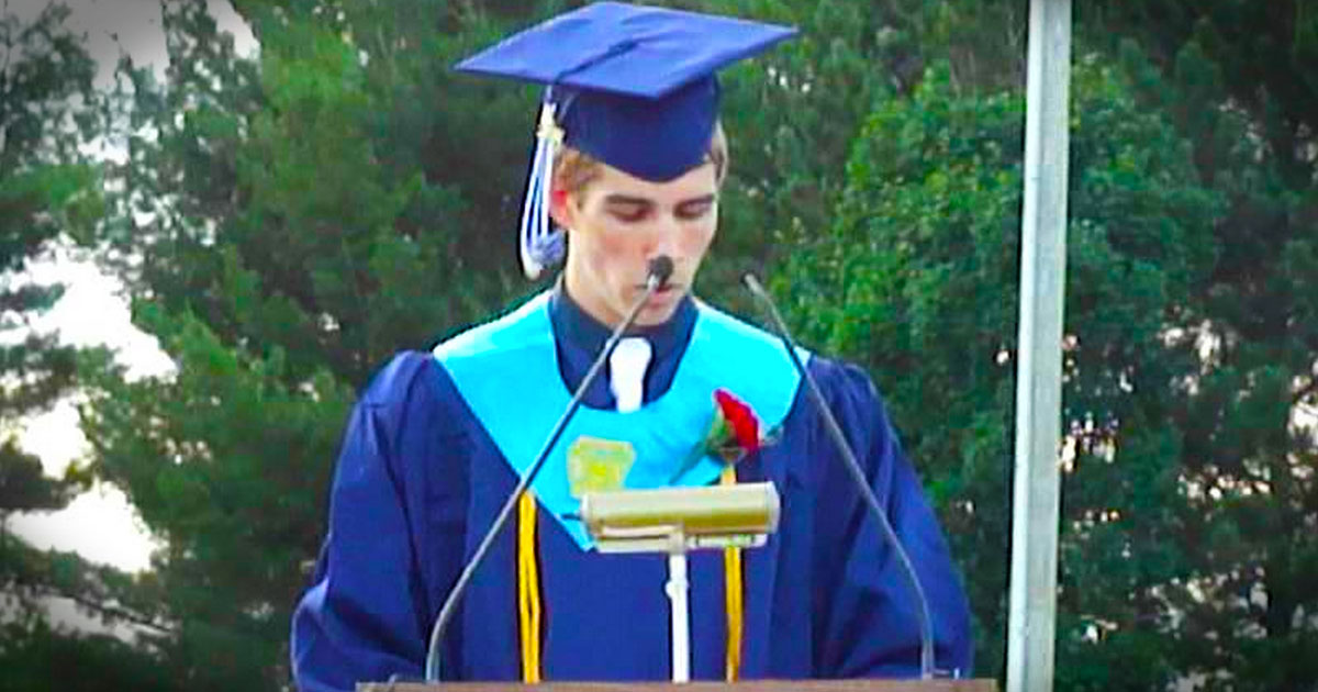 christian valedictorian speech