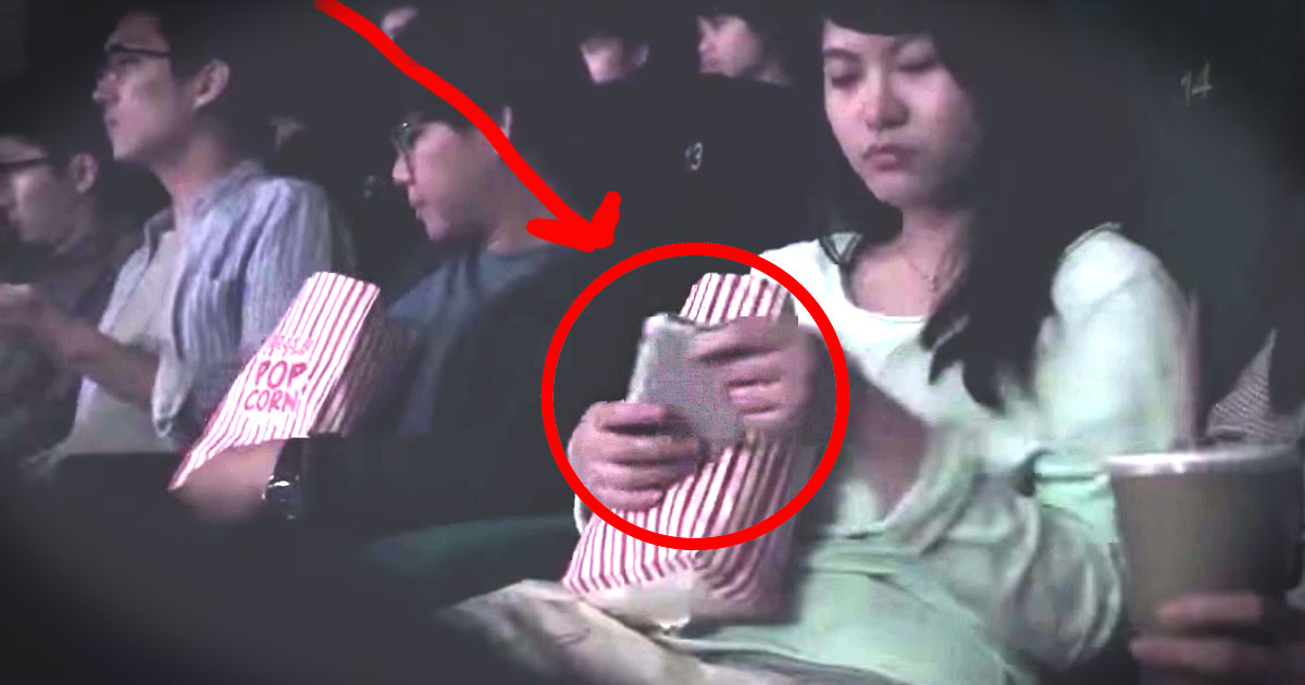 These People Just Thought They Were Going to a Movie. What Happened Next Changed Them Forever!