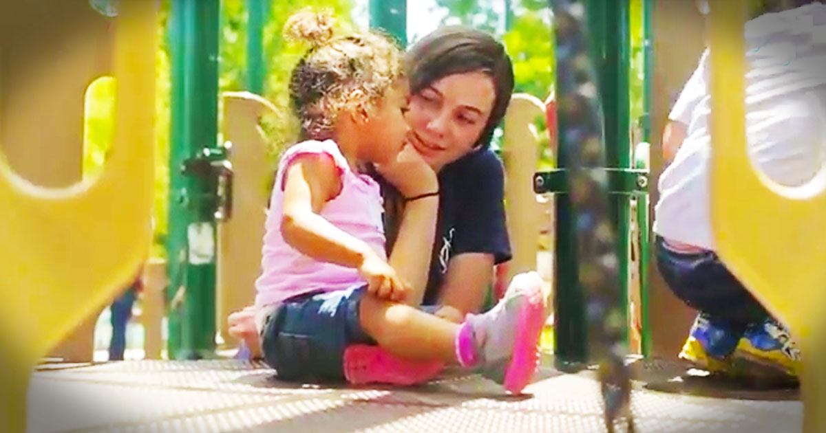 These Children Never Felt Welcome At the Playground. But This Magical Place Changed ALL That!