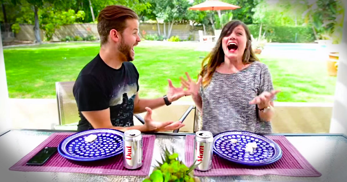 Funny Pregnacy Announcement with Coke Funny Video – First Baby Announcements