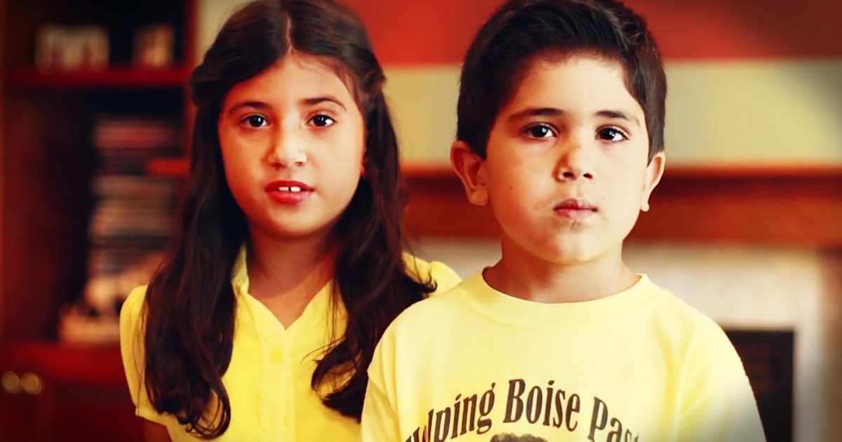 Their Father Is In Jail For His FAITH, And They Are Crying Out For Help. This Is Heartbreaking!