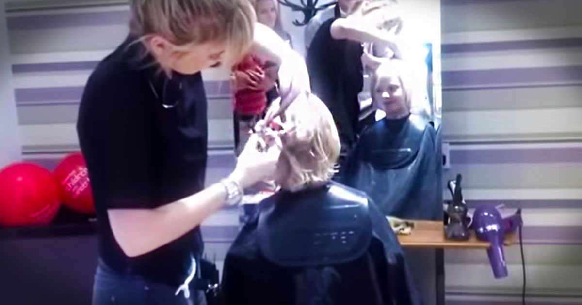 This May Look Like Your Average Hair Cut. But It Is SO Much More- WOW!