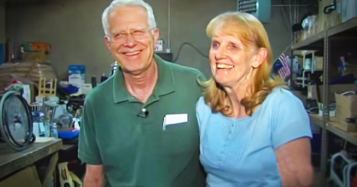 This Couple Tragically Lost Their Son But They Are Still Smiling. When You See WHY You'll Smile Too!