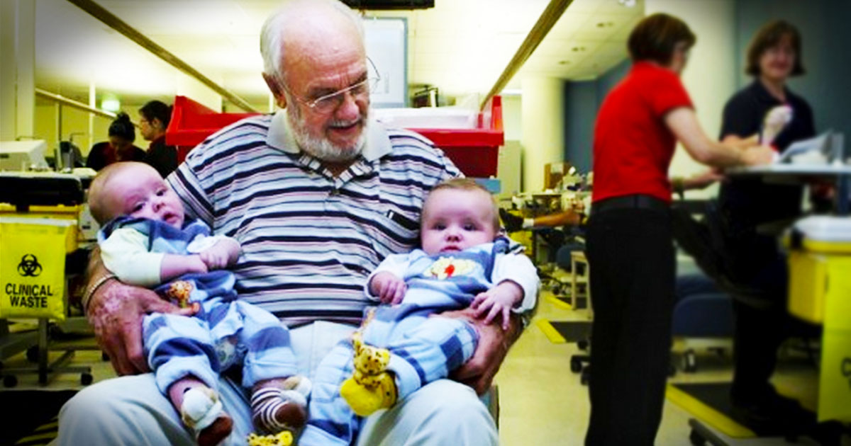 The Truth Behind How One Man Saved 2 Million Babies' Lives Will Melt Your Heart Into a Puddle.