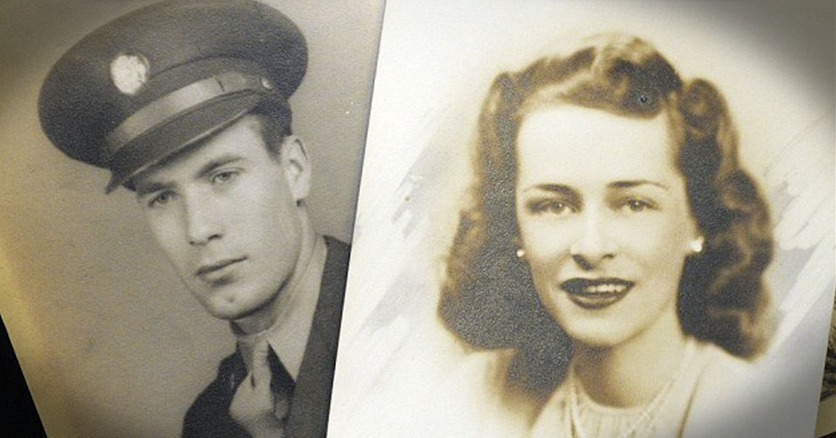WWII Soldier Wins the Heart of a Woman He Never Met