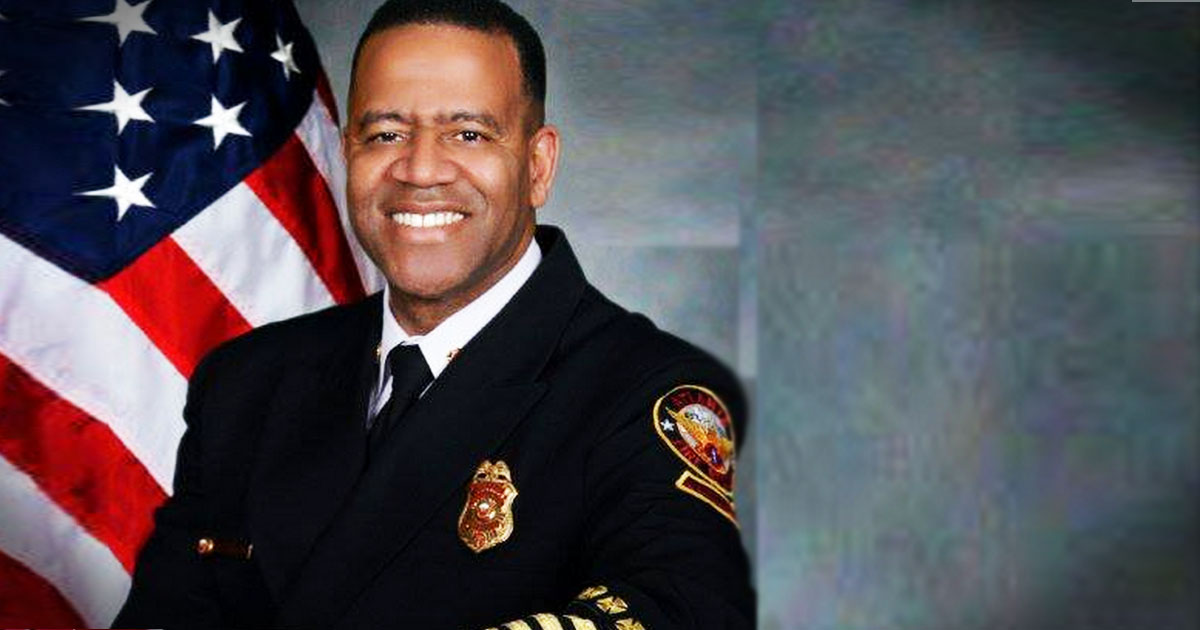 Fire Chief Kelvin Cochran Claims He Was Fired For His Faith