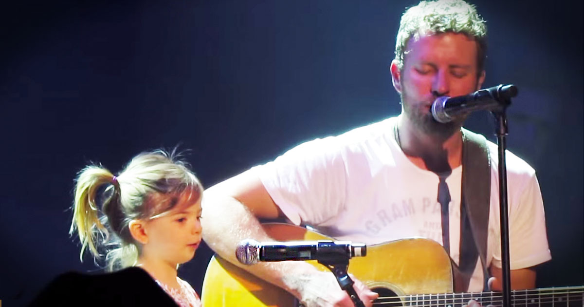 jd godvine dierks bentley im thinking of you with his daughter. Cars Review. Best American Auto & Cars Review