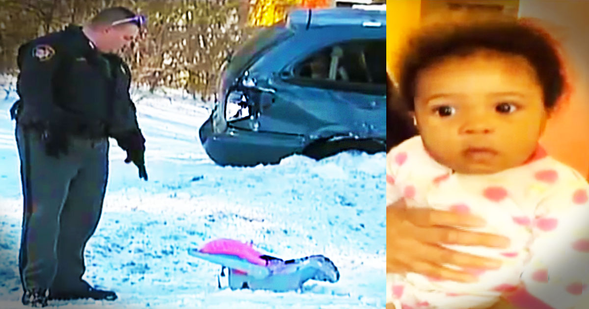 Mom Knows God's MIRACLE Saved Baby From Crash!