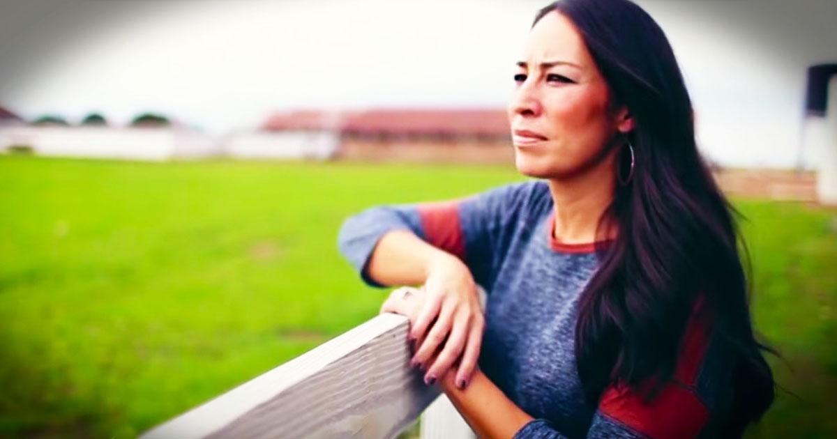 Hgtv star joanna gaines fixer upper testimony faith