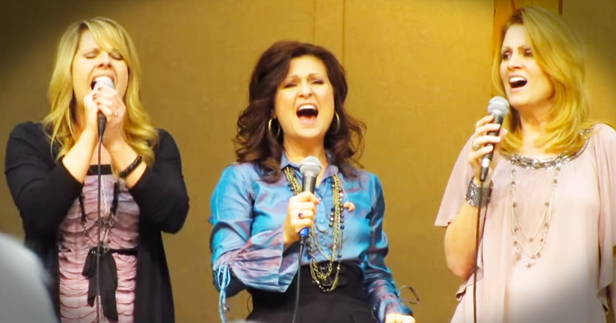 Sisters Sing This Classic 4 Ways - What's YOUR Favorite? Wow!