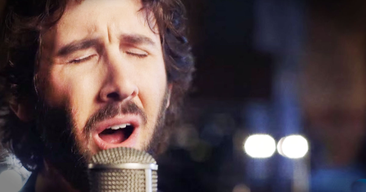 I Already Loved Josh Groban. But Hearing Him Sing THIS Touching Song ...