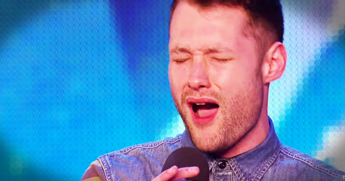 Soulful Audition Brings Tearful Crowd To Their Feet!