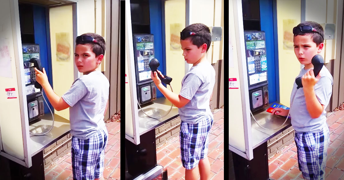 The Truth About This Booth STUNNED This Boy--LOL!