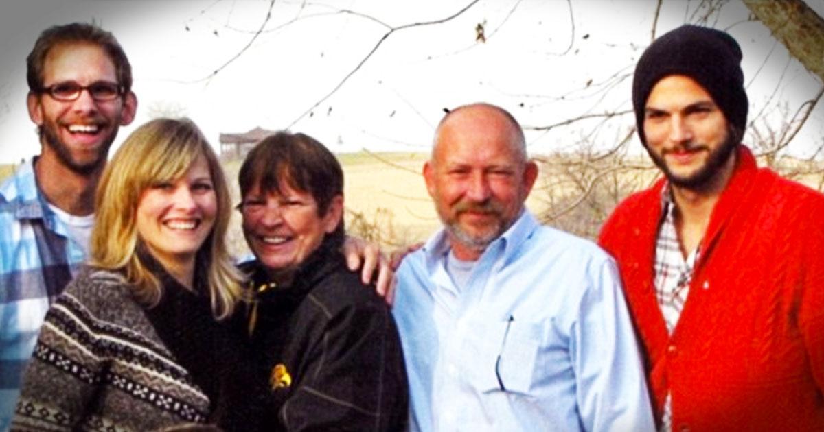Ashton Kutcher Renovates Moms Basement Thank You Houzz