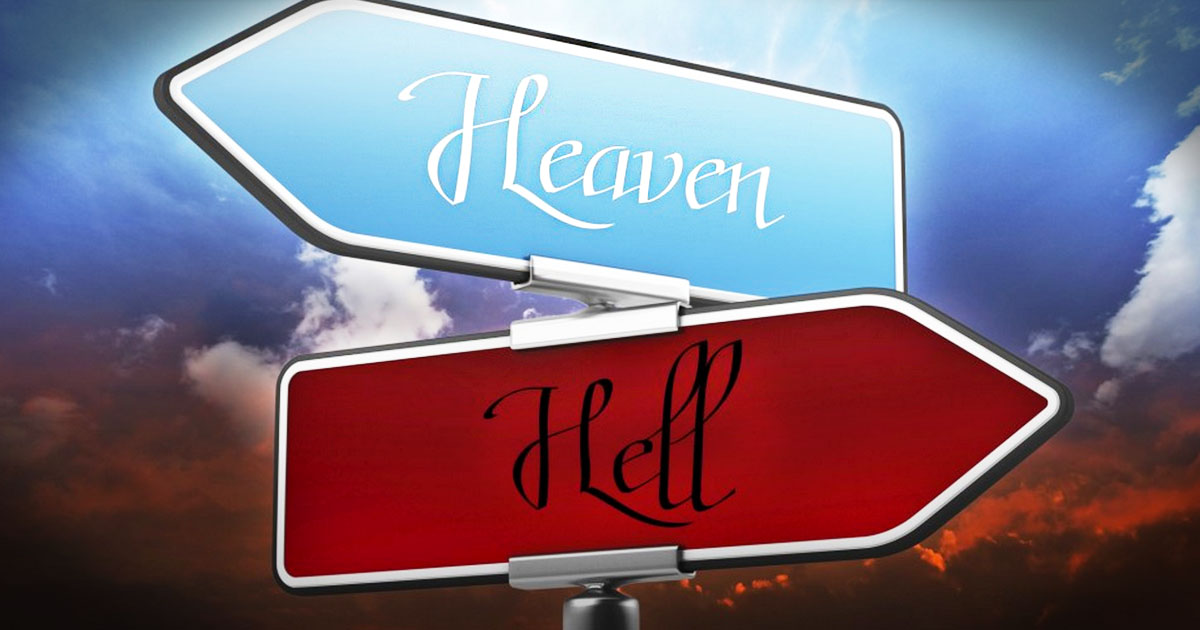 Here Are 5 Things We Believe About Hell. And Shocking Truth Alert. . . None Of These Are Actually In The Bible!