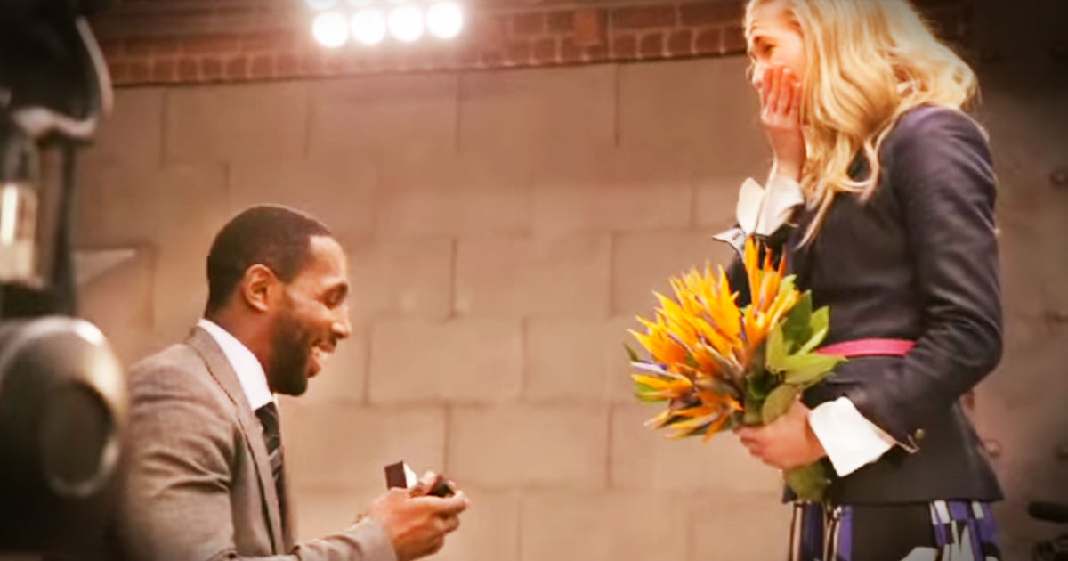 This Surprise Dance Proposal Is Beyond Adorable