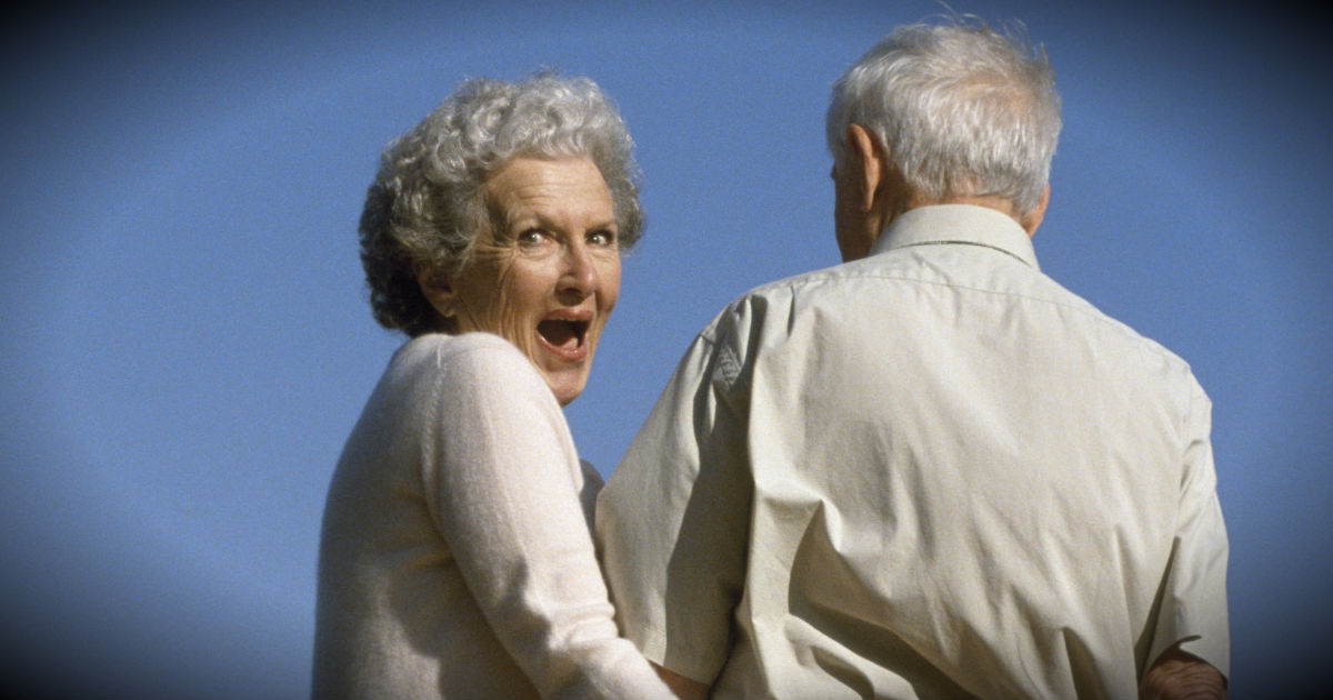 Funny Reason Elderly Lady Has Been Married Four Times