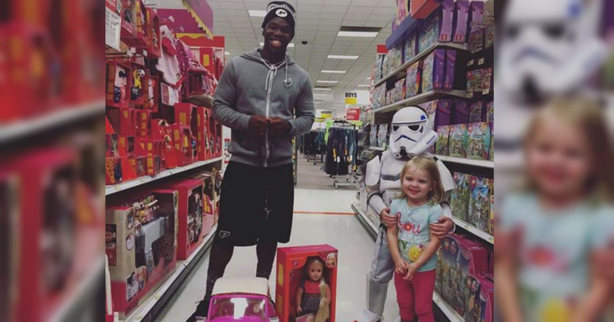 Teen Buys Doll For Toddler At Target