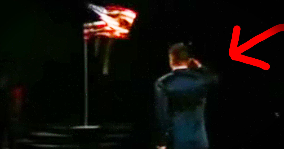 Hero's Patriotic Dance Will Touch Your Heart