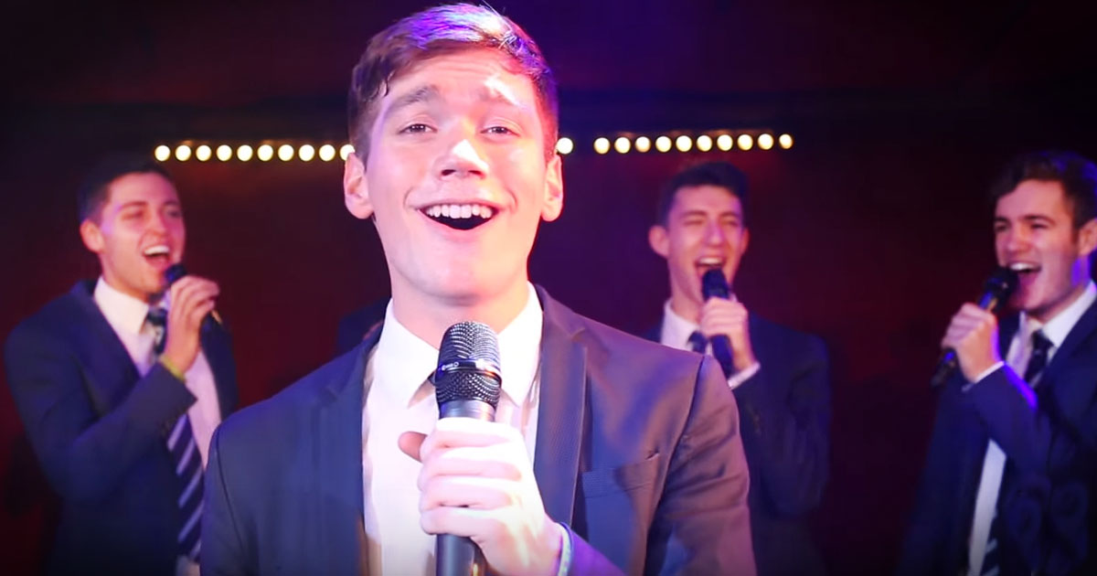 A Cappella Remake Will Have You Dancing In Your Seat