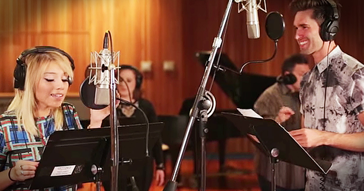 Disney Love Song Medley Will Take You Back In Time!