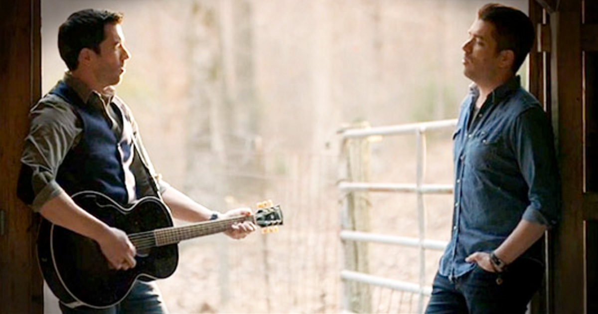The Property Brothers Put Out A Music Video And It'll Give You The Feels