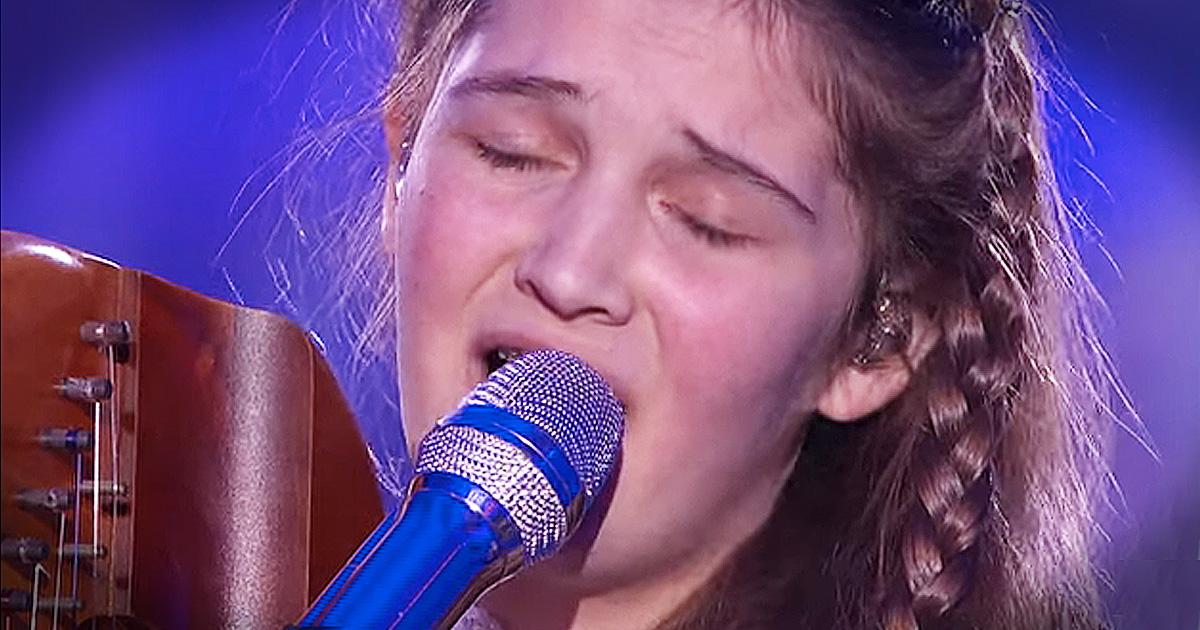 Jeneve rose mitchell american idol audition angel sarah mclachlan